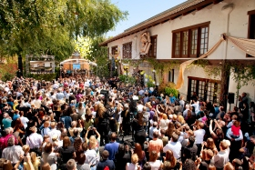 On Saturday, July 28, 2012, fifteen hundred Scientologists and guests celebrated the grand opening of their newly transformed home on Saratoga Avenue, north of Los Gatos. The Church is now fully equipped to deliver the entire spectrum of Dianetics and Scientology services and provide for parishioners and their communities throughout the region.