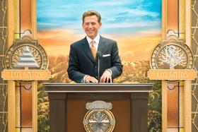 In ceremonies attended by 1,500 local Scientologists and their guests, the Church of Scientology Los Gatos was rededicated on Saturday, July 28, 2012.  Mr. David Miscavige, Chairman of the Board Religious Technology Center and ecclesiastical leader of the Scientology religion, led the dedication ceremony with local Church officials.