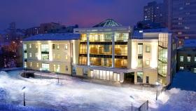 Scientologi-kyrkan i Moskva –  Den nya Scientologi-kyrkan i Moskva ligger centralt, bara 1,5 km från Röda torget. Denna nya byggnad är den främsta Scientologi-kyrkan inom den Ryska federationen.