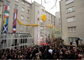 Den 23 januari 2010 samlades dignitärer från hela Europa tillsammans med nästan 1000 scientologer och sympatisörer, för att inviga Brysselavdelningen av Scientologi-kyrkorna för Europa.