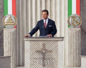 David Miscavige, styrelseordförande för Religious Technology Center och Scientologi-religionens kyrklige ledare, ledde invigningen och öppnandet av den nya Scientologi-kyrkan i Rom.