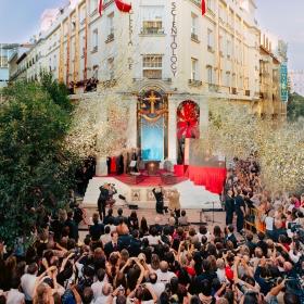 Invigningen i Madrids författarkvarter innebar en ny era för religionsfrihet i Spanien, med dignitärer från lagstiftning, religion och mänskliga rättigheter som förklarade Scientologin vara sitt lands hopp.