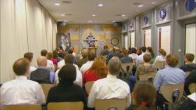 Berlins kapell är platsen för söndags-betraktelser, vigslar och namngivningsceremonier.